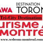 Organisasi Destinasi di Toronto, Montreal, dan Ottawa Bergabung Bersama untuk Pemasaran Pariwisata Tri-City